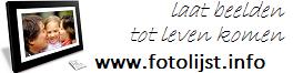 fotolijst - Digitale fotolijstjes